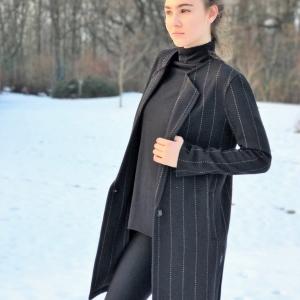 Kabátek/sako | kvalitní vlněný materiál