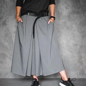 lehoučká popelínová maxi sukně |
