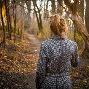 lehký kabát na jaro a podzim |