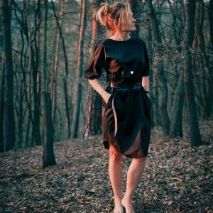 popelínové šaty |