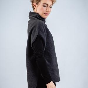 fleecová vesta |